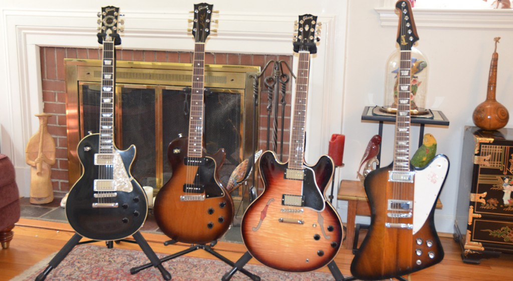 Some Gibsons