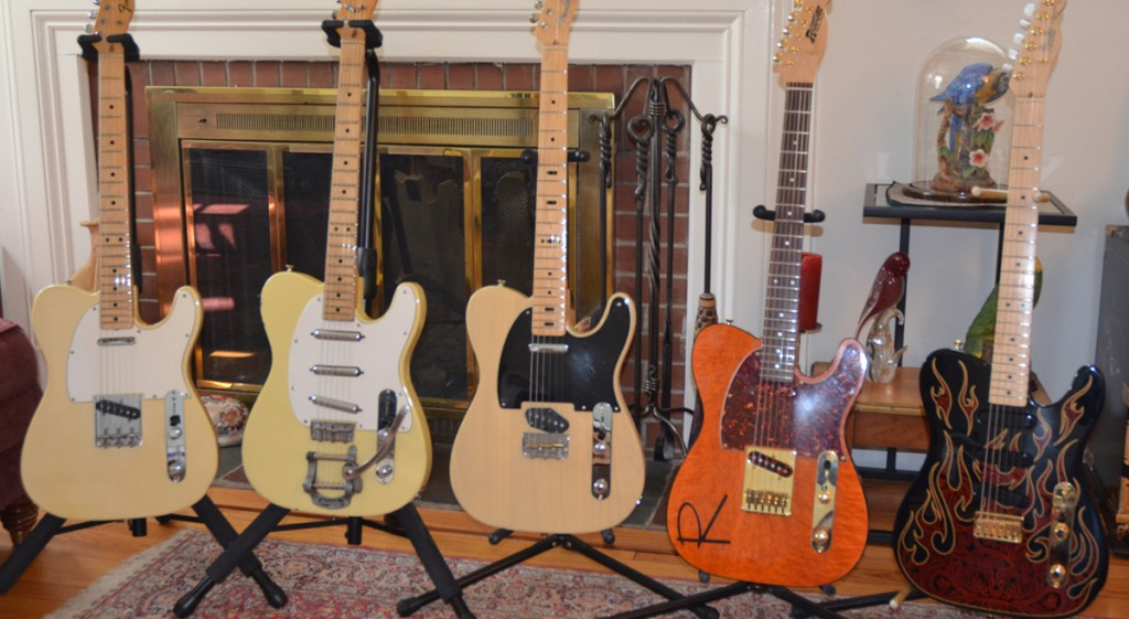 Some Telecasters