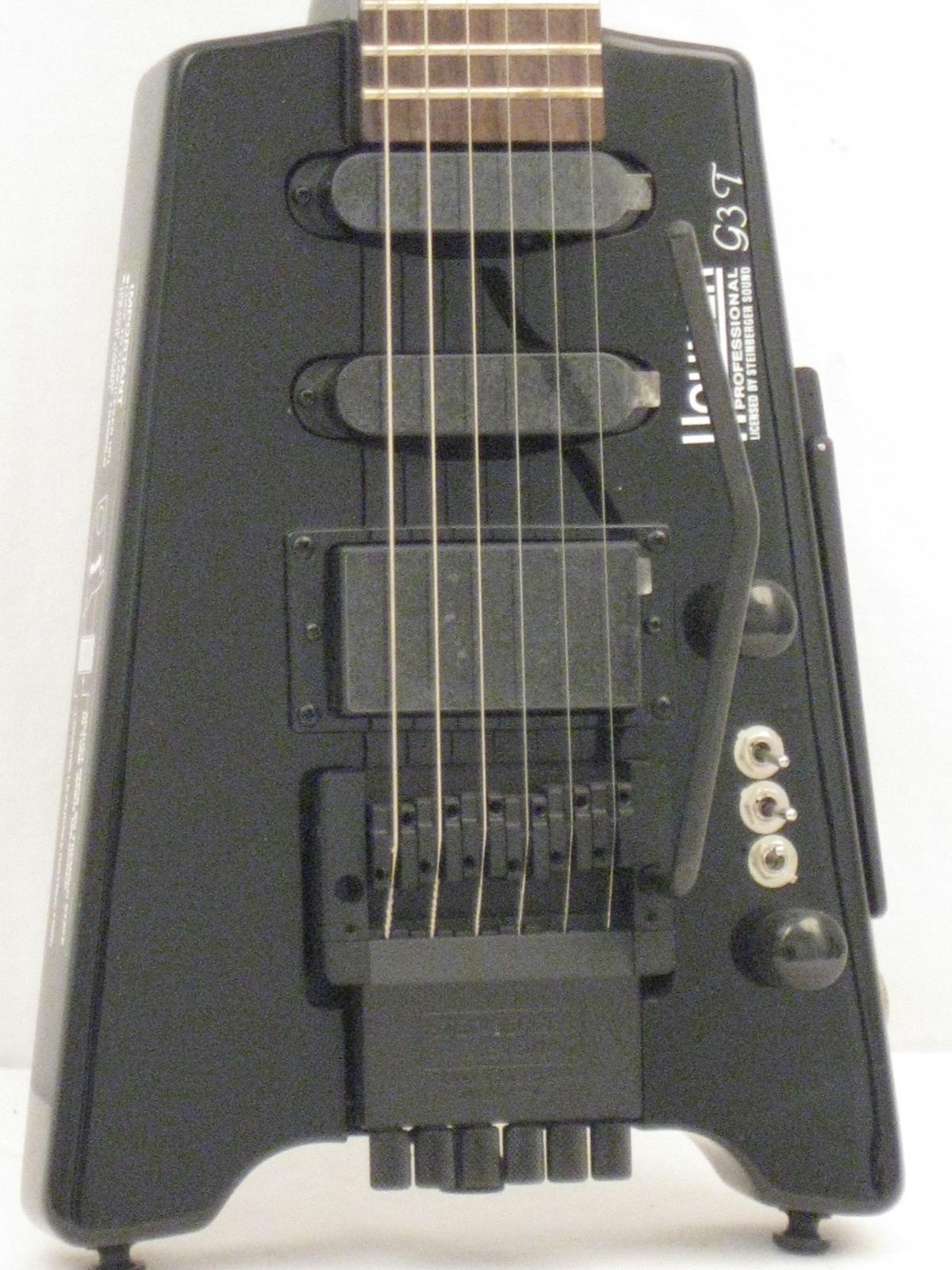 traveler guitar wiring diagram hohner gt3 bk headless chasingguitars  hohner gt3 bk headless chasingguitars