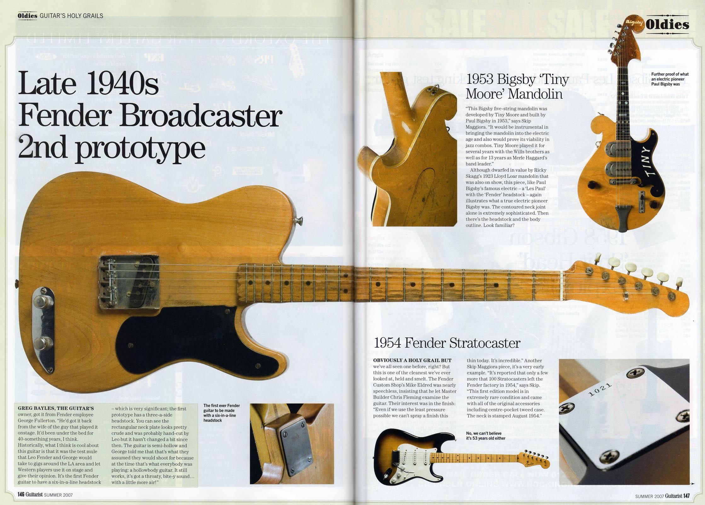 custom built snakehead guitar