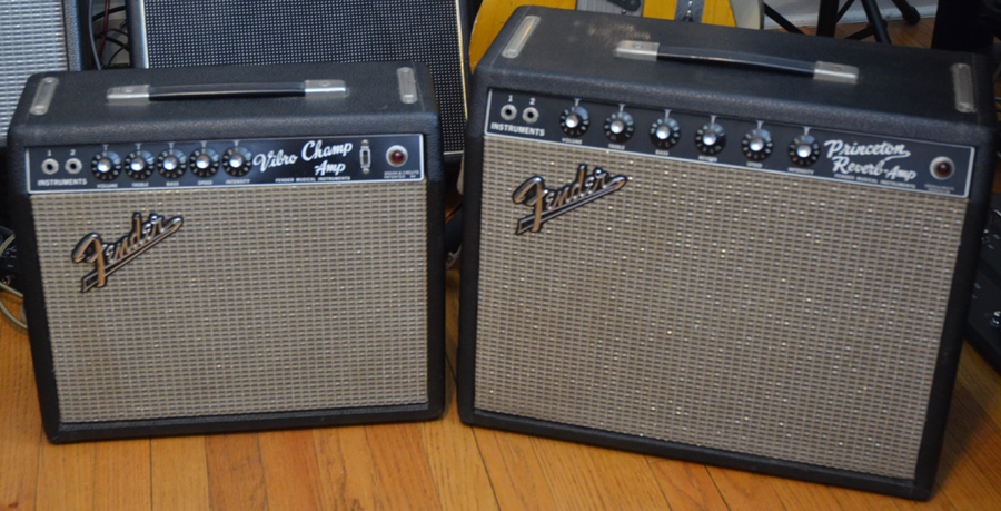 Fender Blackface Princeton Amp Fender Blackface Amps 1965